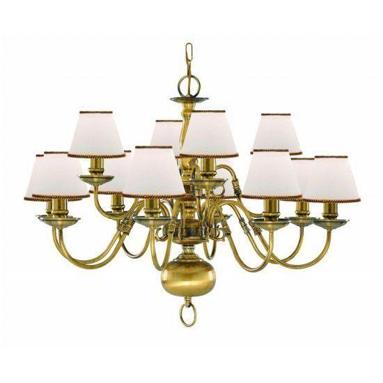 Светильник подвесной Arte Lamp Decorative classic i A1020LM-12AB