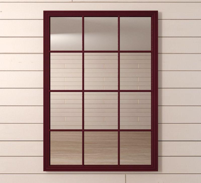 "Зеркало ""Florence"" бордо 201-10RETG"