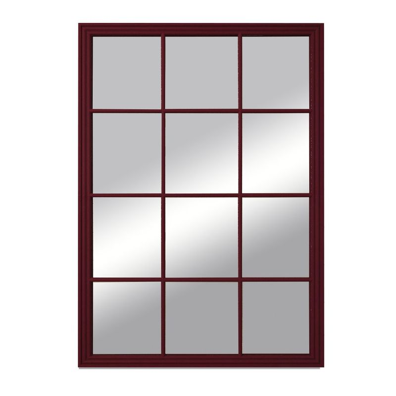 "Зеркало ""Florence"" бордо 201-10RETG. Фото №1"