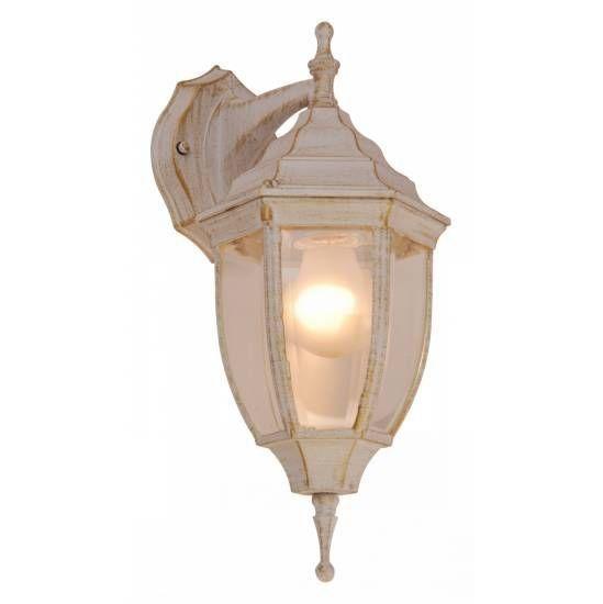 Уличный настенный светильник PERSEUS-white 31721