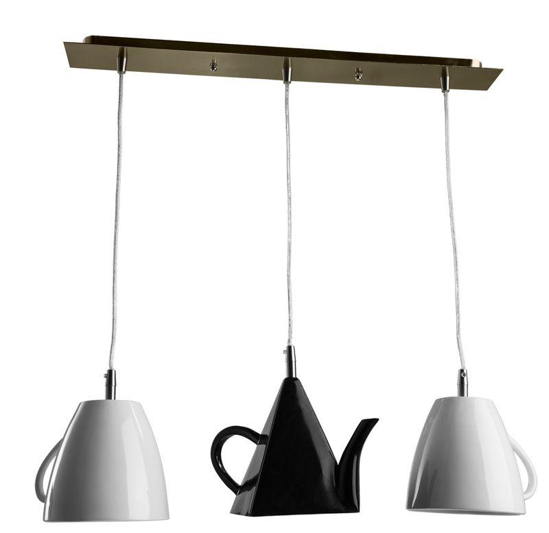 Светильник подвесной Arte Lamp Cafeteria A6604SP-3WH