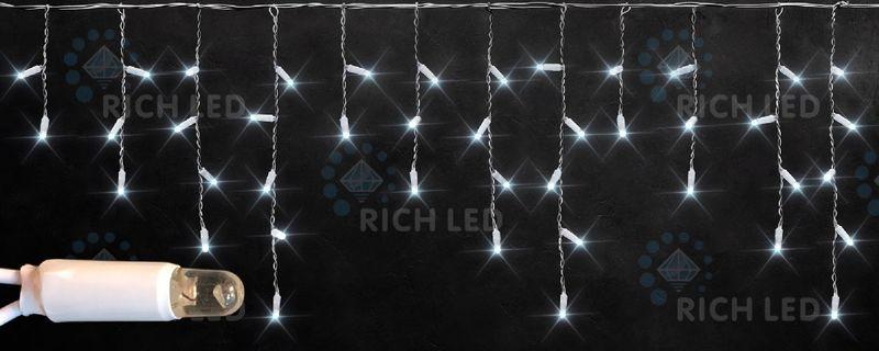 Светодиодная бахрома RL-i3*0.5-RW/W