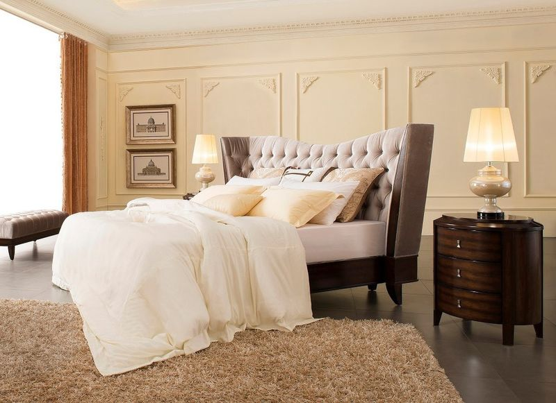 Кровать Fratelli Barri MESTRE FB.BD.MES.661
