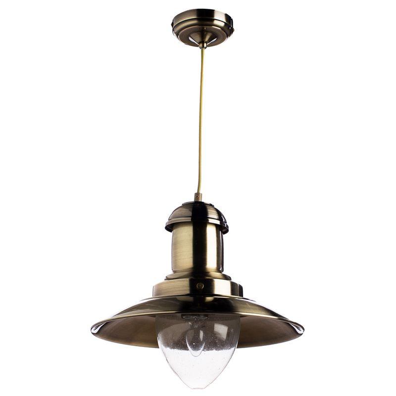 Светильник подвесной Arte Lamp fisherman A5530SP-1AB