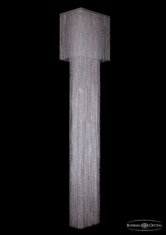 Люстра Bohemia Ivele Crystal 2001/40x60-350 Ni