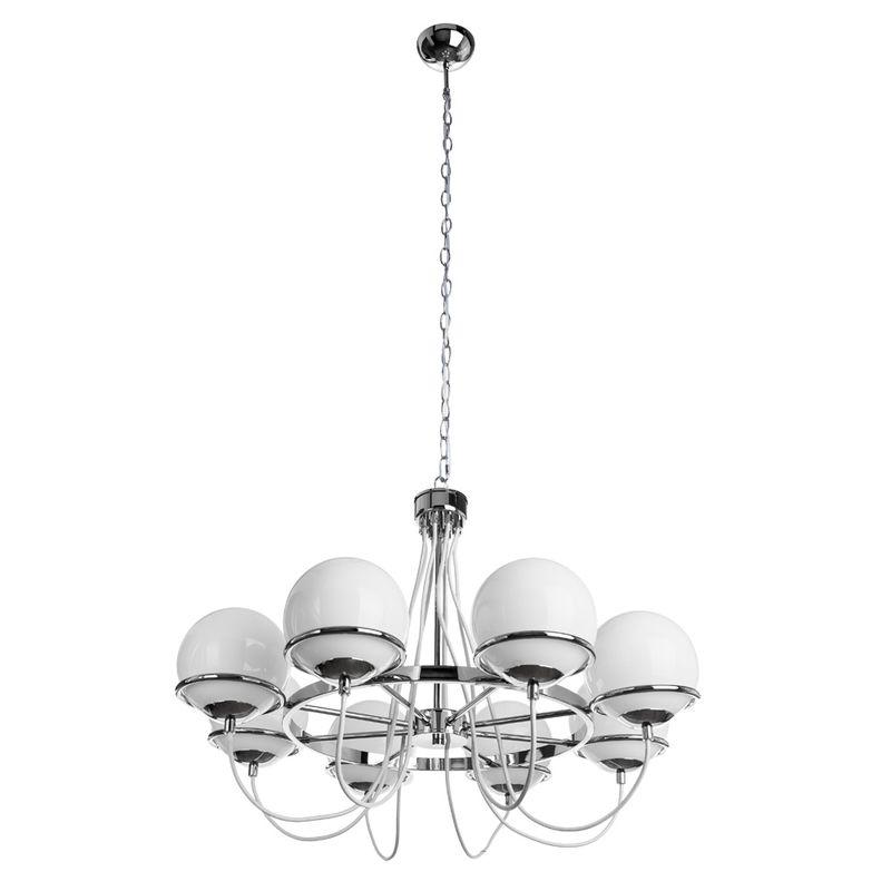 Люстра подвесная Arte Lamp bergamo A2990LM-8CC