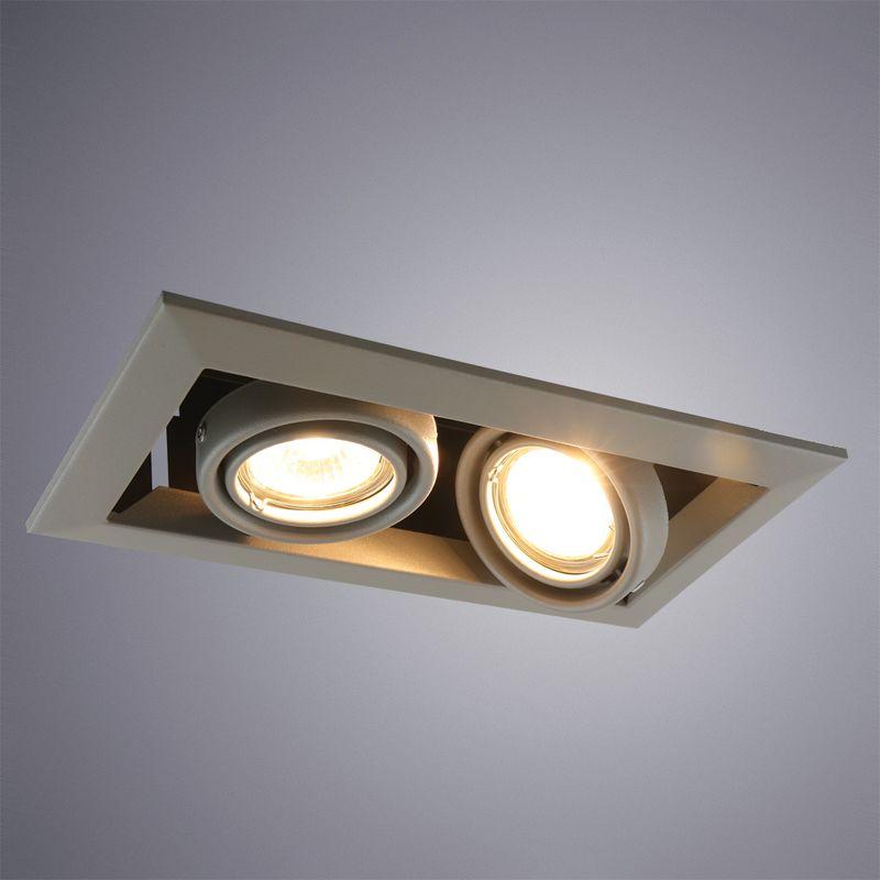 Уличный светильник Arte Lamp Cardani piccolo A5941PL-2GY