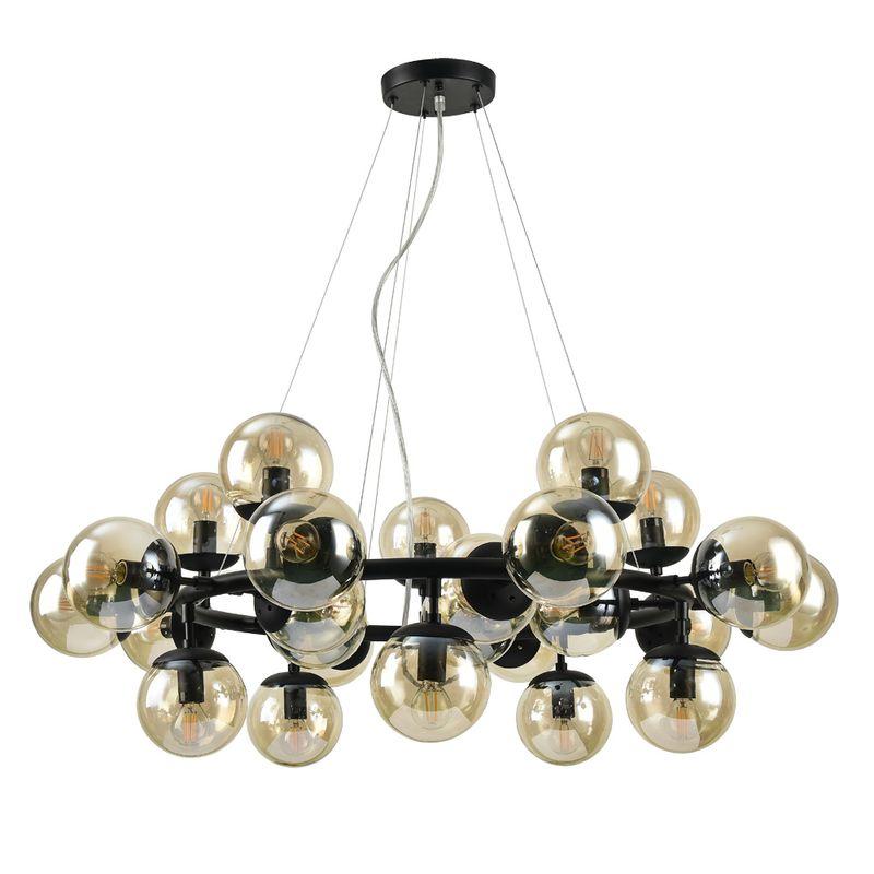 Светильник подвесной Arte Lamp A1664 A1664SP-25BK