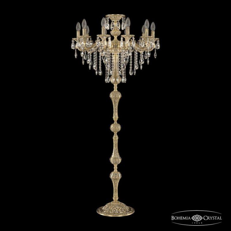 Торшер Bohemia Ivele Crystal Verona 72202T/10/210 B FP
