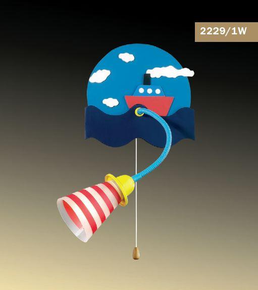 Бра для детской Odeon Light Taili 2230/1W