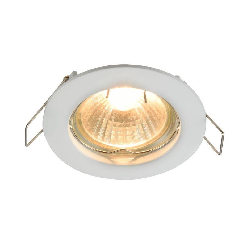 Встраиваемый светильник Metal DL009-2-01-W
