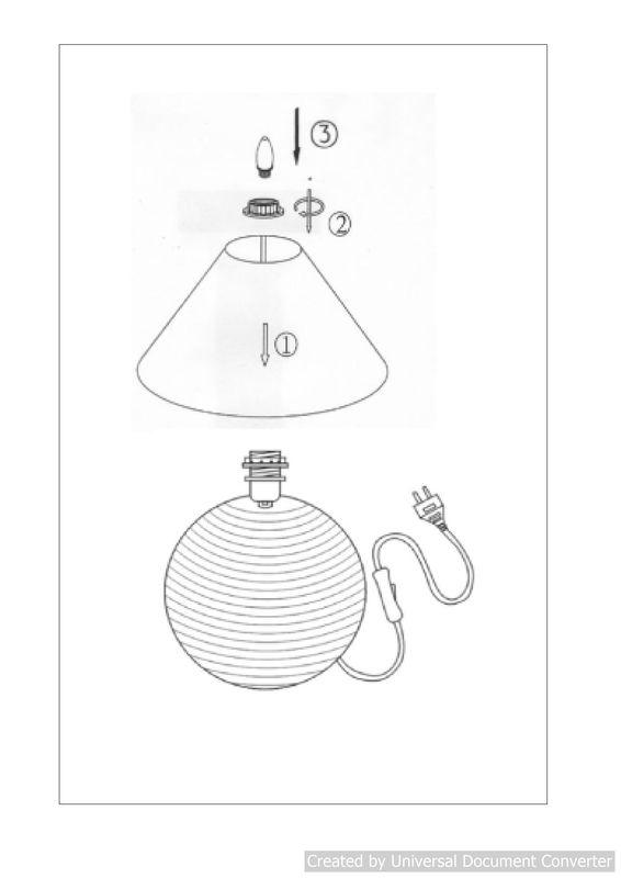 Настольная лампа FARO 14552/81/35. Фото №2