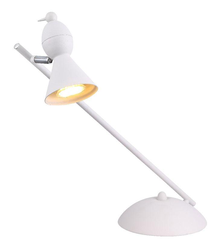Настольная лампа Arte Lamp Picchio A9229LT-1WH
