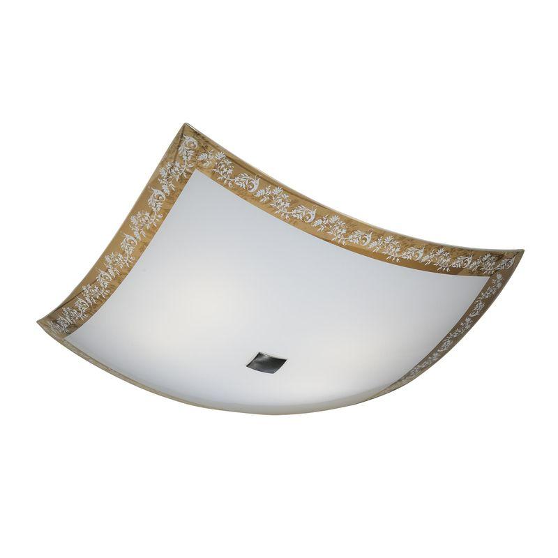 Настенно-потолочный светильник Узор