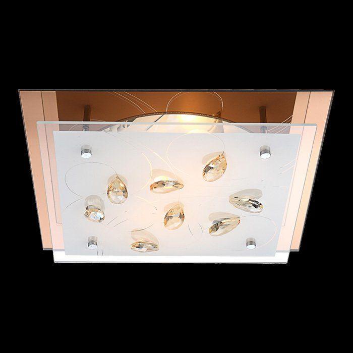 Светильник потолочный (тарелка) AYANA 40412-2. Фото №1