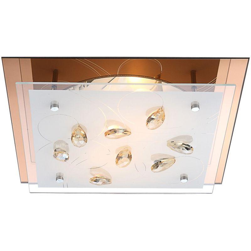 Светильник потолочный (тарелка) AYANA 40412-2. Фото №2