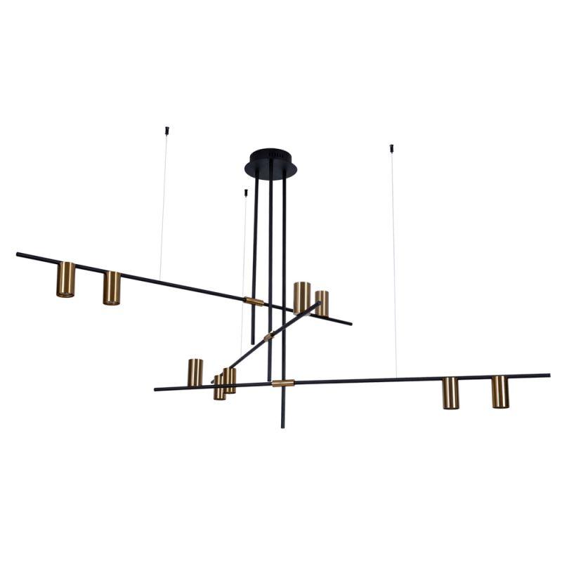 Подвесной светильник Divinare TILDA 1126/04 PL-9