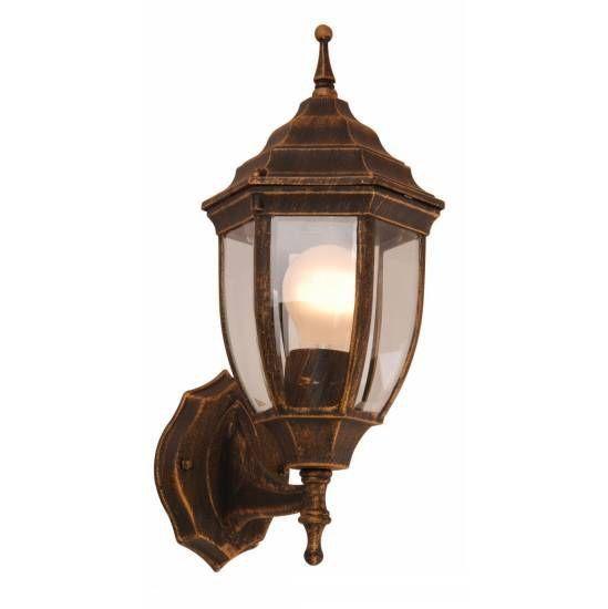 Уличный настенный светильник PERSEUS 31710