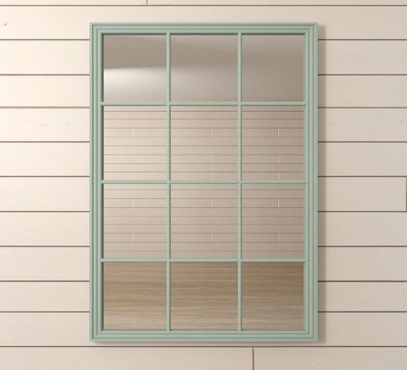 "Зеркало ""Florence"" оливковое 201-10GETG"