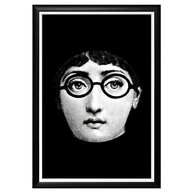 Арт-постер Mona Lina 16
