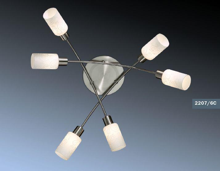 Светильник настенно-потолочный Odeon Light Bitl 2207/6C
