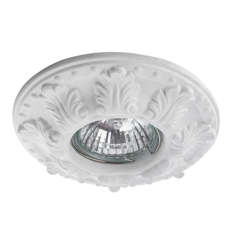 Точечный светильник Arte Lamp CRATERE A5071PL-1WH