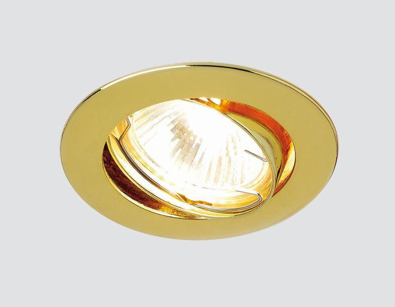 Встраиваемый светильник 104S GD