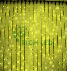 Светодиодный занавес Rich LED RL-C2*2-T/Y