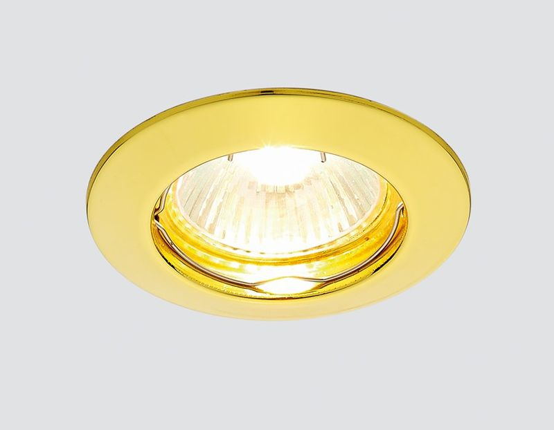 Встраиваемый светильник 863A GD
