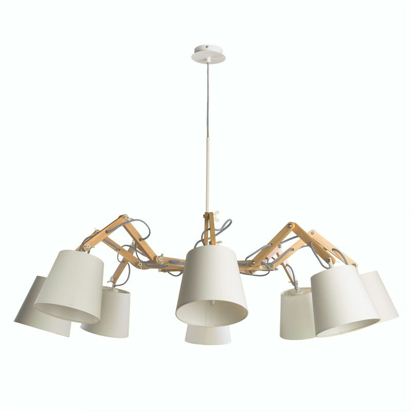 Светильник подвесной Arte Lamp Pinoccio A5700LM-8WH