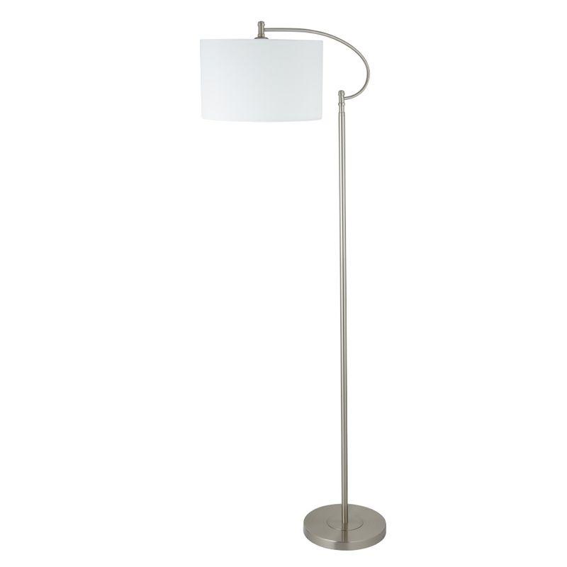 Торшер Arte Lamp Adige A2999PN-1SS