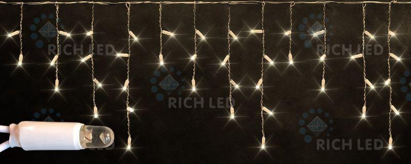 Светодиодная бахрома RL-i3*0.5F-RW/WW