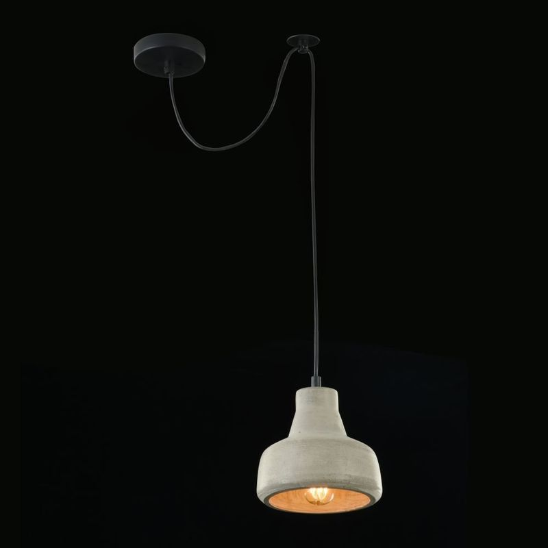Подвесной светильник Broni T433-PL-01-GR. Фото №2