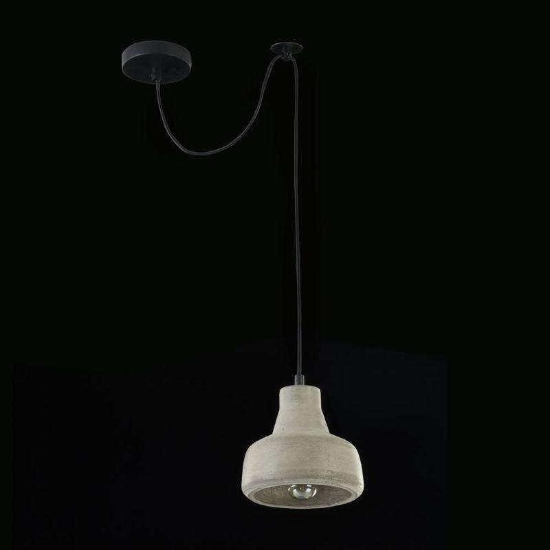 Подвесной светильник Broni T433-PL-01-GR. Фото №3