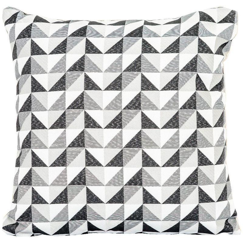 Интерьерная подушка Berlingot Noir&Blanc 3113039