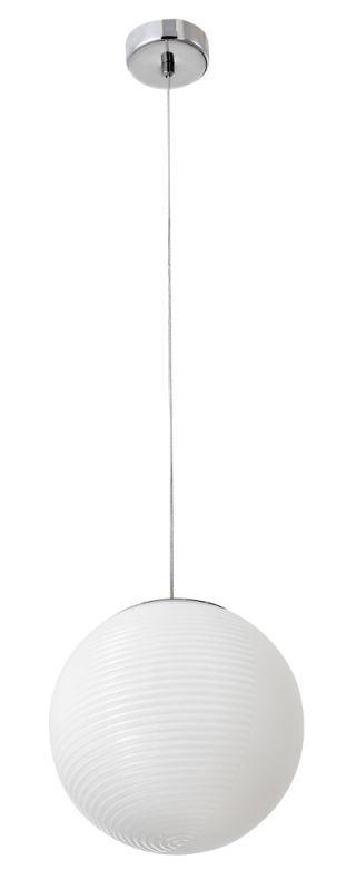 Светильник подвесной Crystal Lux VIGO SP1 D200 WHITE