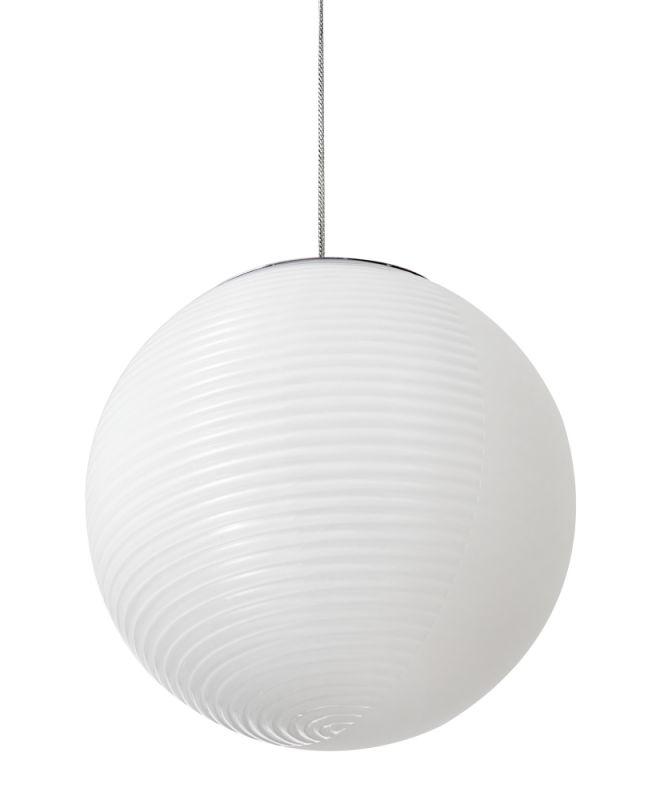 Светильник подвесной Crystal Lux VIGO SP1 D200 WHITE. Фото №1
