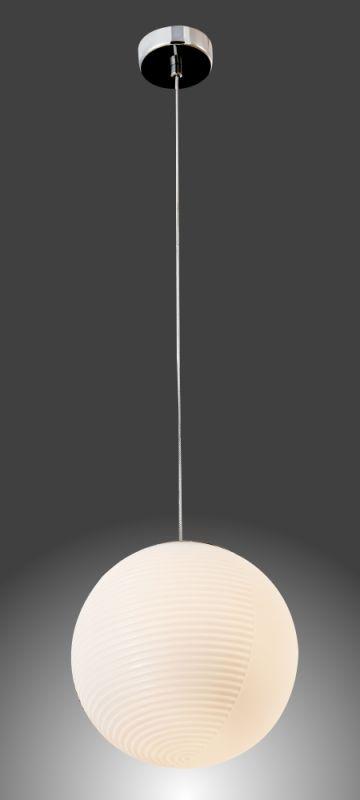 Светильник подвесной Crystal Lux VIGO SP1 D200 WHITE. Фото №2