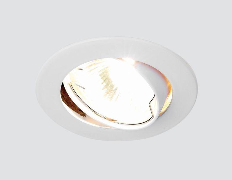 Встраиваемый светильник 104S WH