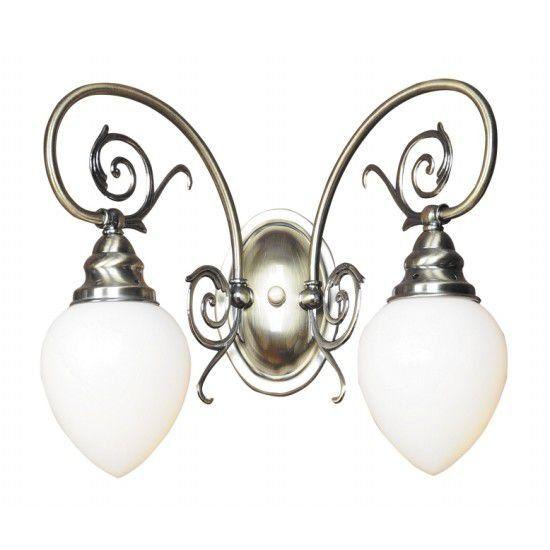 Светильник настенный Arte Lamp Decorative classic ap A3853AP-2AB