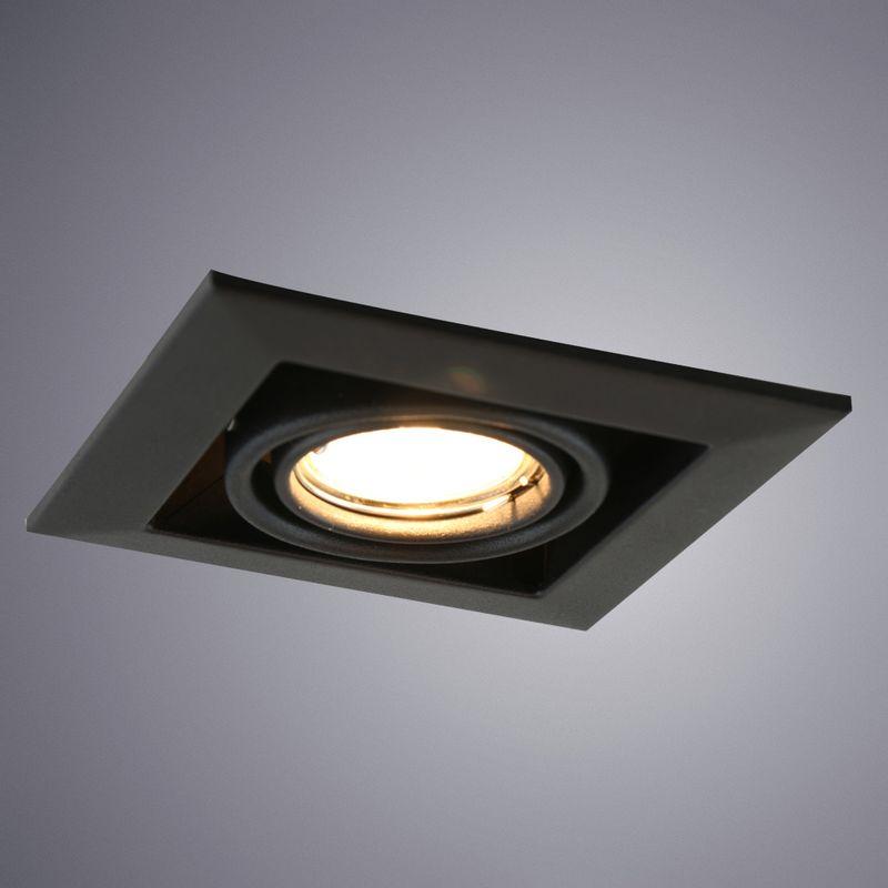 Уличный светильник Arte Lamp Cardani piccolo A5941PL-1BK