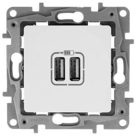 Розетка USB Legrand Etika BD-1582390