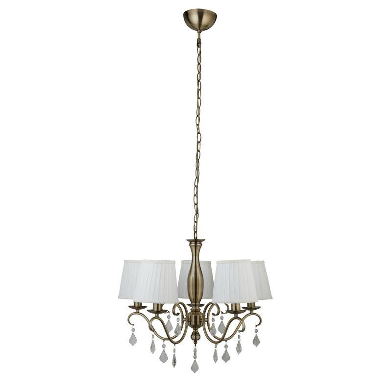 Люстра подвесная Arte Lamp Innamorata A2313LM-5AB
