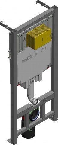 Инсталляция механическая для подвесного унитаза Jacob Delafon E29025-NF