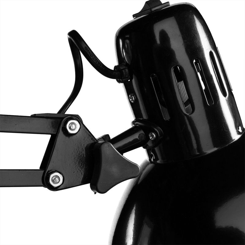 Настольная лампа на струбцине SENIOR A6068LT-1BK. Фото №2