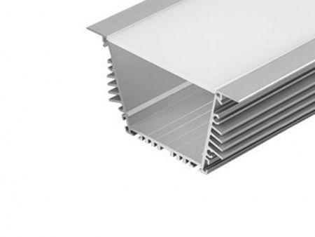 Алюминиевый Профиль ARLIGHT KLUS-POWER-RW70FS-2000 ANOD 2977990198827