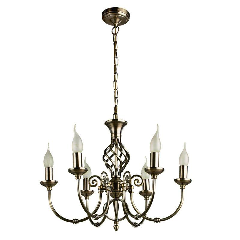 Светильник подвесной Arte Lamp Zanzibar A8392LM-6AB