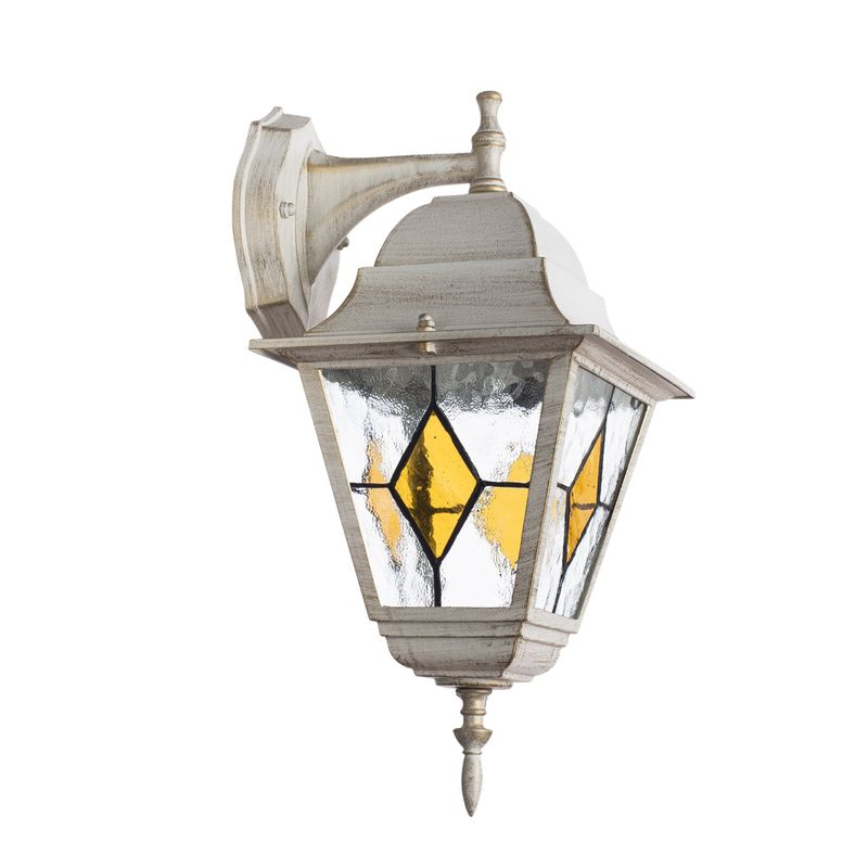 Уличный светильник Arte Lamp Berlin A1012AL-1WG