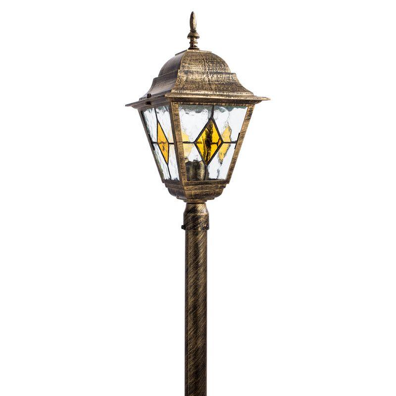 Уличный светильник Arte Lamp Berlin A1016PA-1BN
