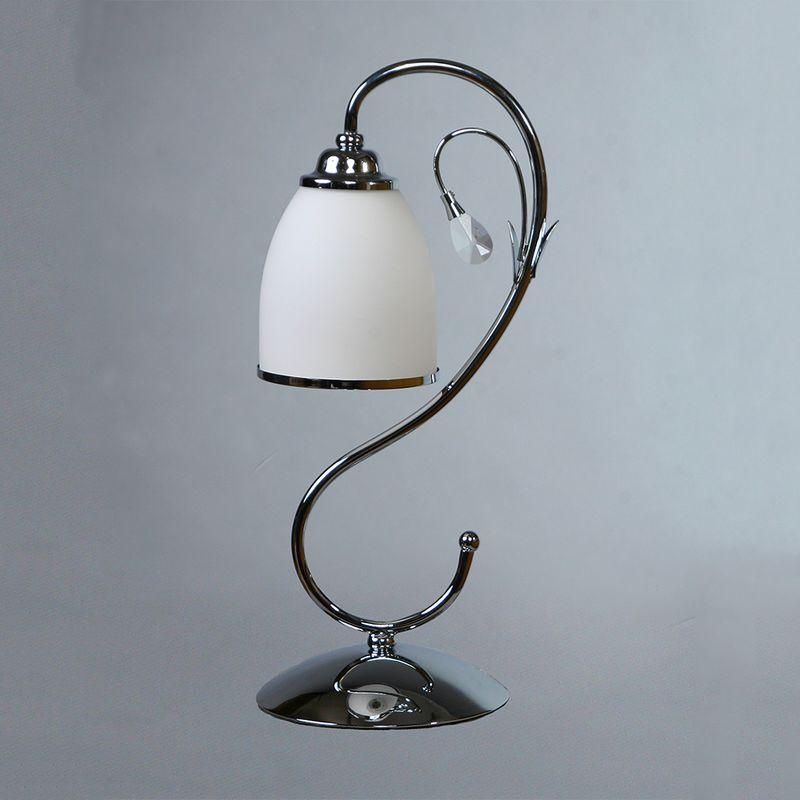 Настольная лампа Brizzi 02640 MA02640T/001 Chrome